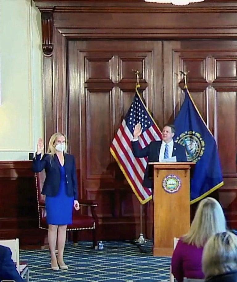 Janet Stevens Executive Councilor NH